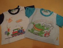Tričko krátký rukáv, frog,80