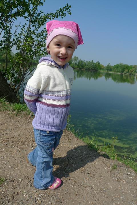 Dnešní výlet na přehradu