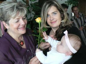 Babičko všechno nejlepší k narozeninám :-)