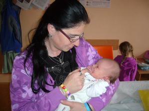 S tetou - pomocnicí na svět :-)