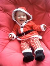 Naše vánoční skříťulka...:o)))