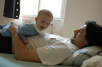 po ránu s tátou