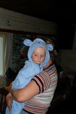chvíli vypadá jak hodný miminko:-)