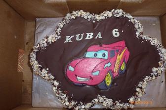 Kubíčkův dortík:-)