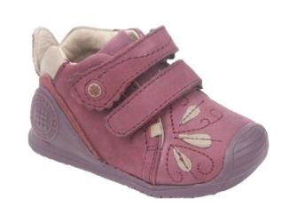 474373bbc6e Kotníčkové dívčí boty. Dětská podzimní obuv s nižším kotníčkem. Zdravotní  obuv vhodná jak pro