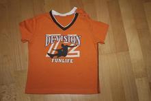 Oranzove triko, c&a,80