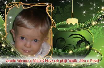 Přejeme všem krásné Vánoce