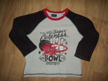 Tričko pro fešáka , velikost 2-3r, cherokee,98