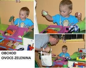 Tomášek prodával tátovi ovoce a zeleninu z Ikei. Jen mu nechtěl prodat brokolici :-D.