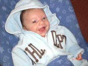 náš první úsměv