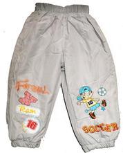 Chlapecké zateplené kalhoty, 98