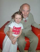 S dědou pradědou :)