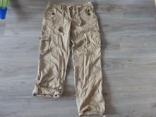 Plátěné kalhoty / kalhoty na léto vel. l/38, takko,38
