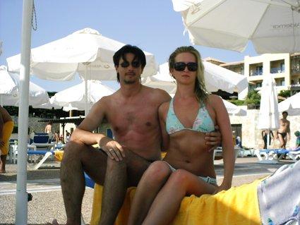 Svatební cesta v Řecku - srpen 2007