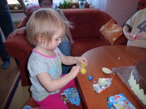 Vajíčka jsou stejně nejlepší:-)