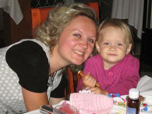 Maminka s dcerunkou :-)