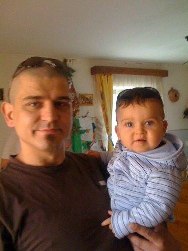 S tátou u švagrovky