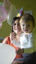 zkouška balónků a frkaček