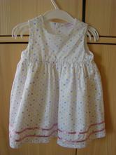 Slavnostnější šaty/šatičky, cherokee,74