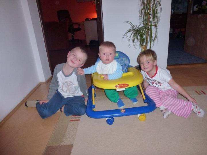 Bratránci a sestřenice :-)