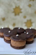 ♥Kávovo-oříškové dortíčky♥