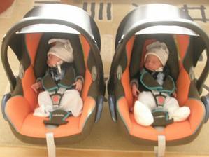 odjezd z porodnice