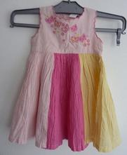 Šaty, baby mac,68