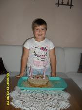Lucinka slaví 6 let
