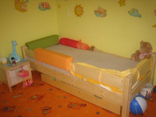 Klárinky nová postel