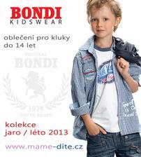 a09939222ca4 Nová kolekce oblečení BONDI jaro léto 2013 pro chlapce - Album ...