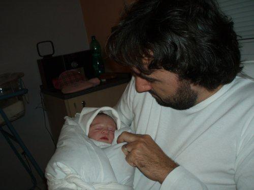 S tatínkem