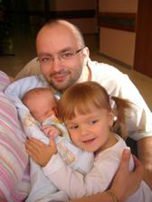 Moje tři zlatíčka :-)