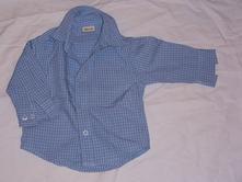 622-lehoučká košile 9- 12 měsíců, cherokee,86