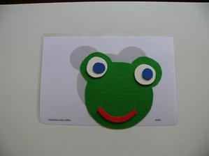 skládání žáby