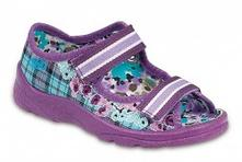 Dívčí sandálky befado-certifikovaná obuv, 27