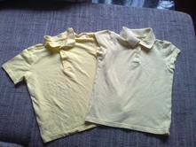 Dvě trička polo od george, 134
