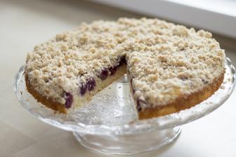 Višňový koláč z jogurtového těsta - další dobrota díky budlina1
