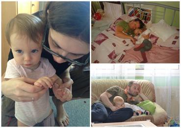 12. měsíc vývoje dítěte